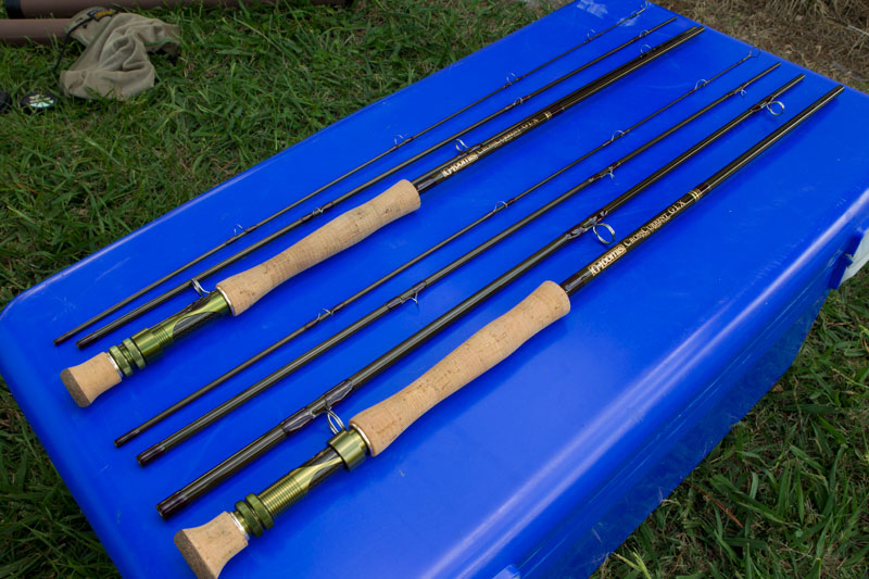6 Loomis rods for sale 06