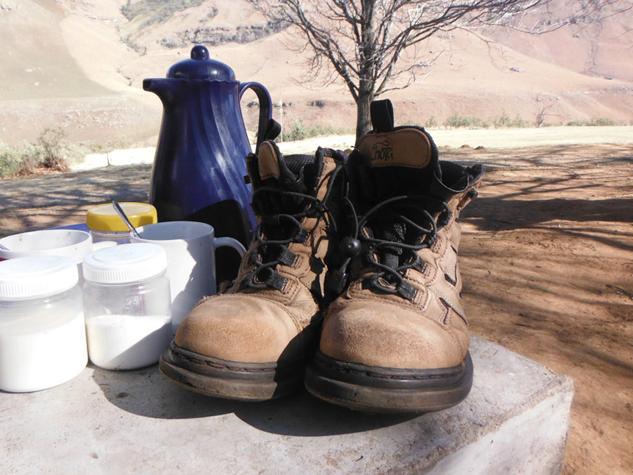4 Dry WADING boots