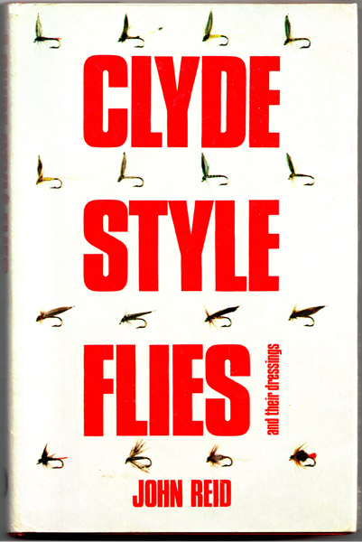 43 Clyde style Flies  book 1