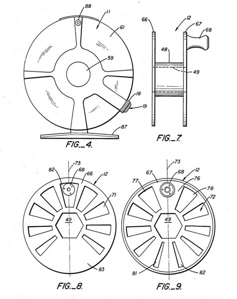 William Hollander patent