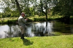 FLY FISHING THE CHALKSTREAMS OF HAMPSHIRE