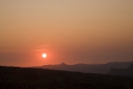 Namaqualand sunset