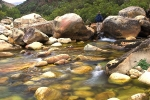 Landscapes of rivers and streams