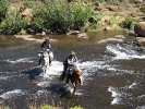 SUMMIT FISHING THE BOKSPRUIT ON HORSEBACK