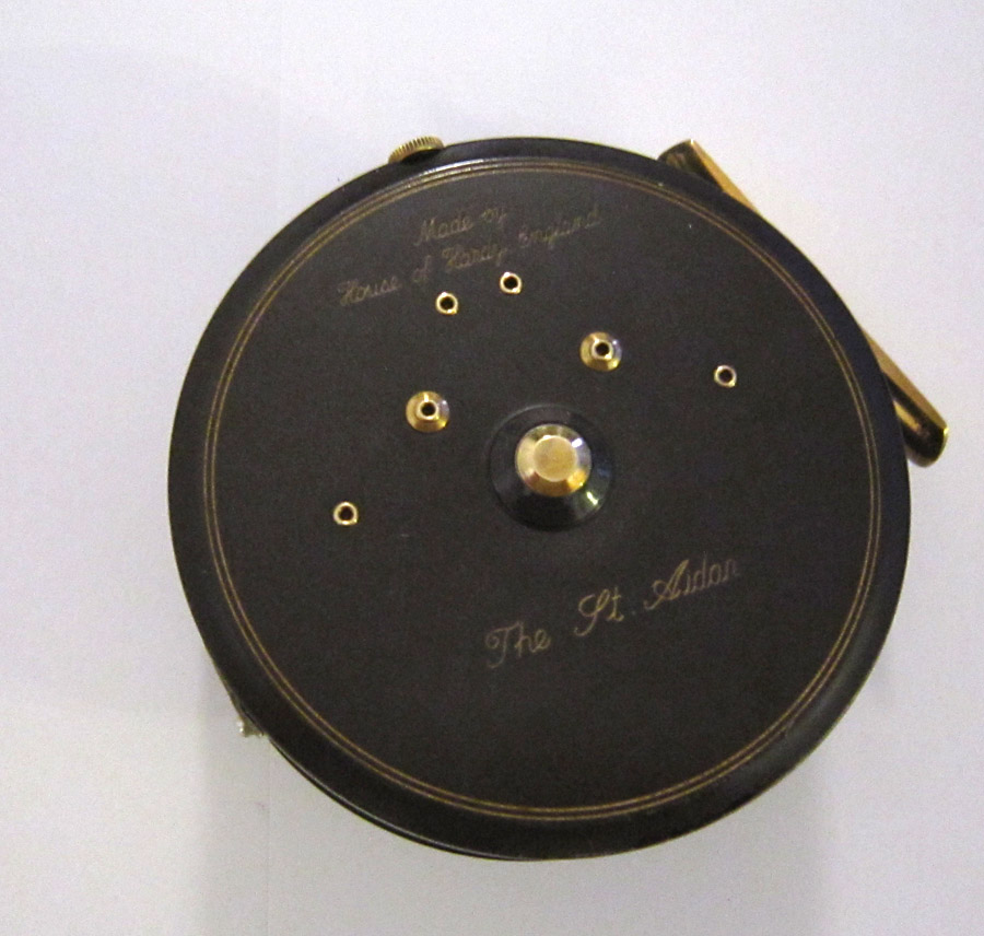 133 Hardy-St-Aiden-Gold-Limited Edition-reel