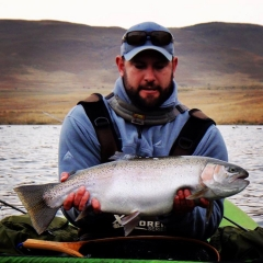 SEPTEMBER 2015 FLY FISHING DIARY