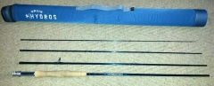 ORVIS HYDROS MID-FLEX 864-4 (4-WT 8'6) AND SAGE 1 WT TXL FLY RODS FOR SALE
