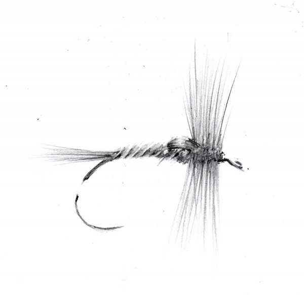 Imperial dry fly