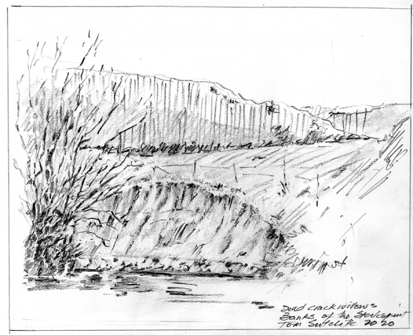 On the Sterkspruit sketch - Available