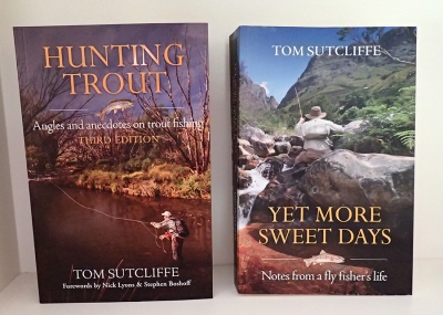 The Third Edition of Hunting Trout arrives