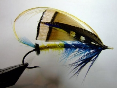 THE GRANDE DAME OF TRADITIONAL SALMON FLIES.