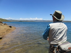NEW THOUGHTS ON FISHING STERKFONTEIN DAM