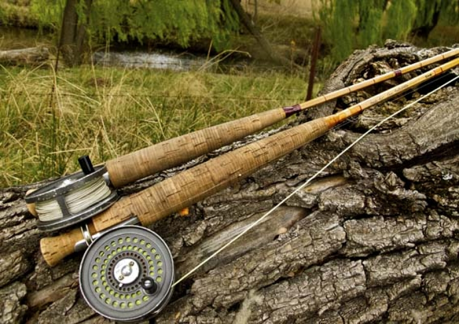 Dugmore fly rods